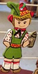 S-K 0465 corky german boy