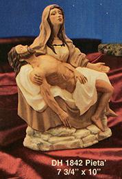 Doc Holliday 1842 Mary Holding Jeses (Pieta)