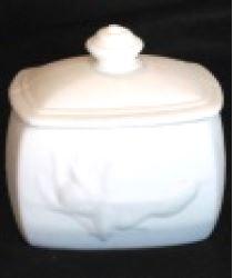 Duncan 0469a shell cotton box