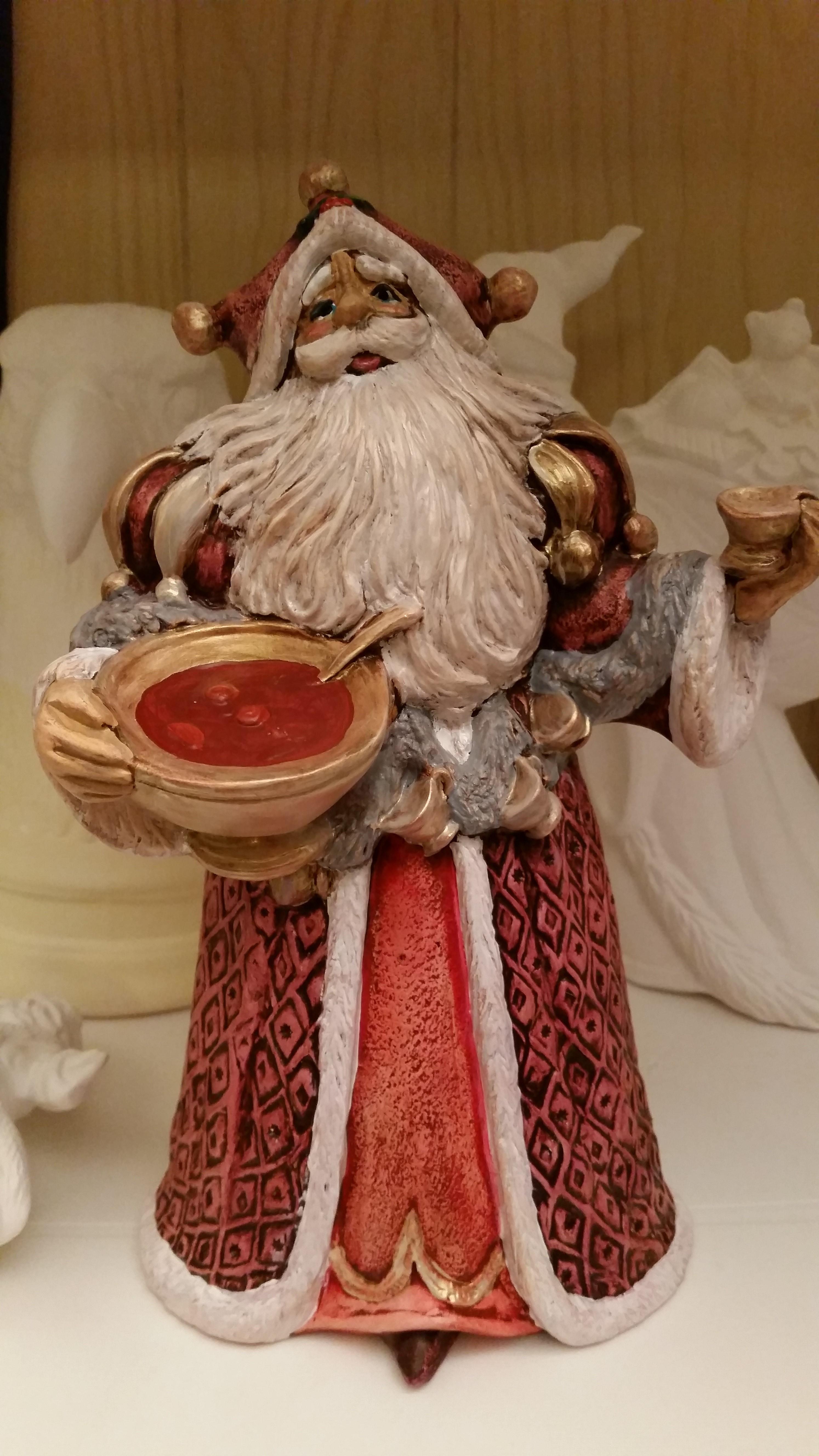 Old World Santas  Carols Carousel Creations