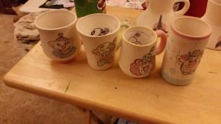Clown cups UG