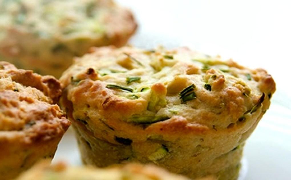 Muffins de atum