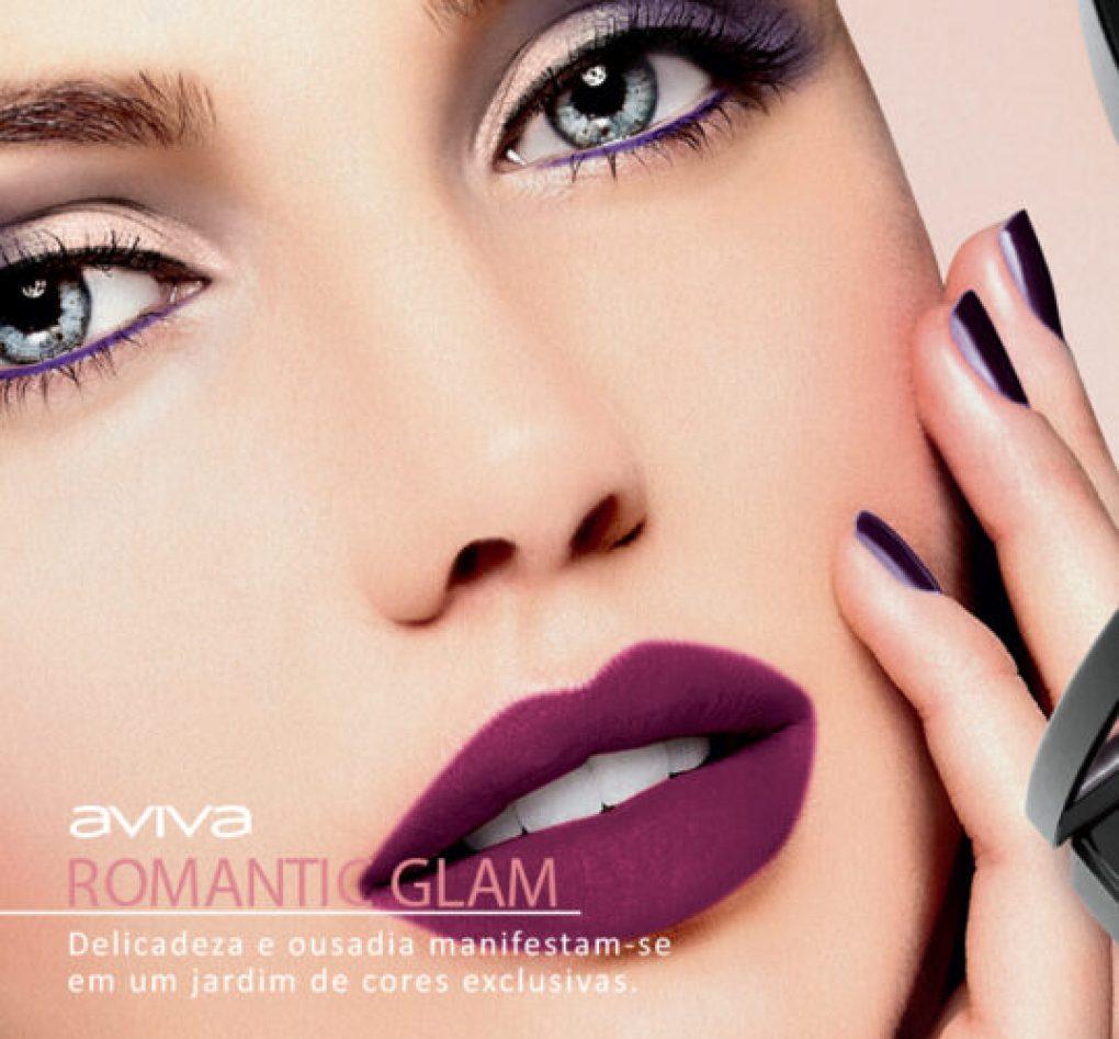 Jequiti lança Aviva Romantic Glam