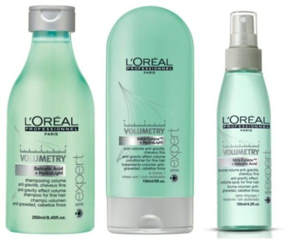 L'Oréal volumetry