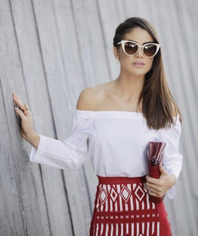 Os óculos de sol da top blogger