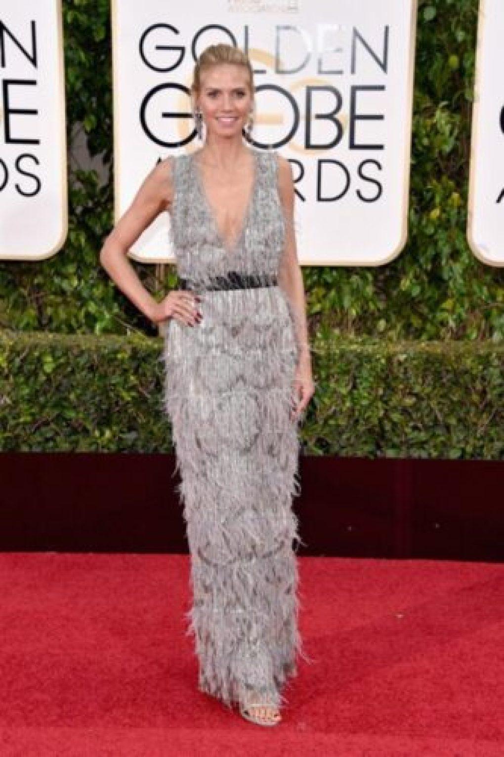 Heidi Klum Globo de ouro: Os esmaltes que brilharam na premiação
