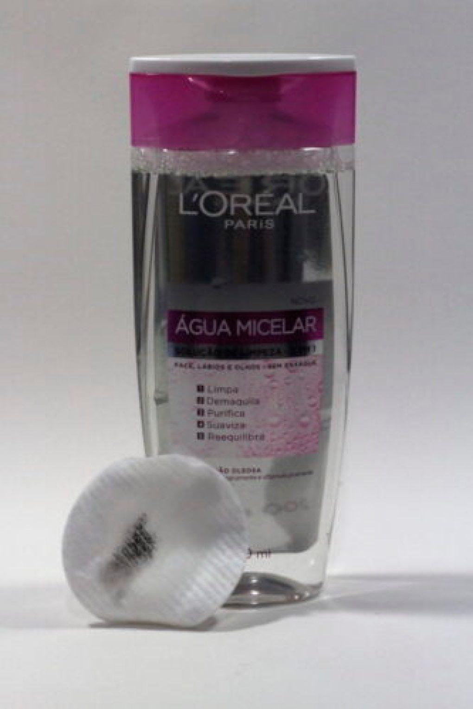 Resenha: Água Micelar L'Oréal Paris