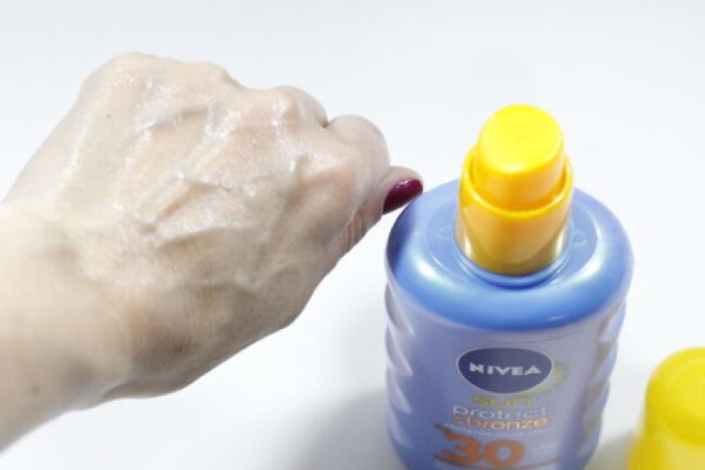 Resenha: Sun Protect & Bronze Spray da Nivea