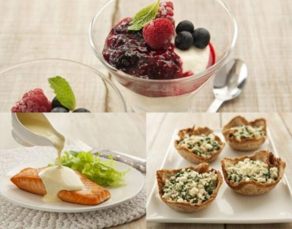 3 receitas com queijo para o Dia das Mães