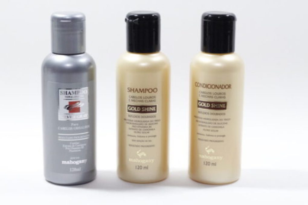 Resenha: Kit Blond Hair da Mahogany