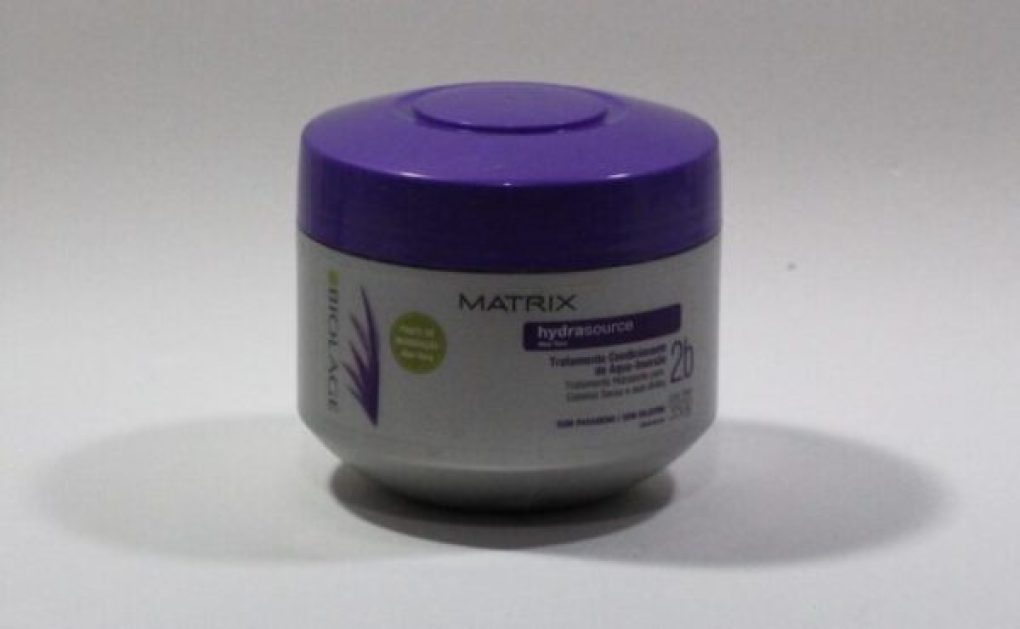 Resenha: Matrix Biolage Hydrasource