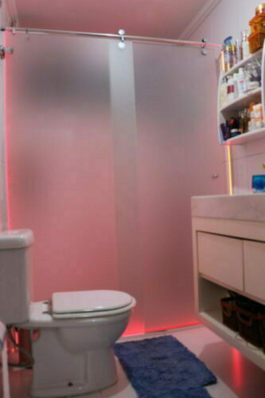 A mudança do meu banheiro