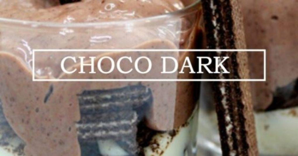 Pavê Choco Coco - Zero Açúcar