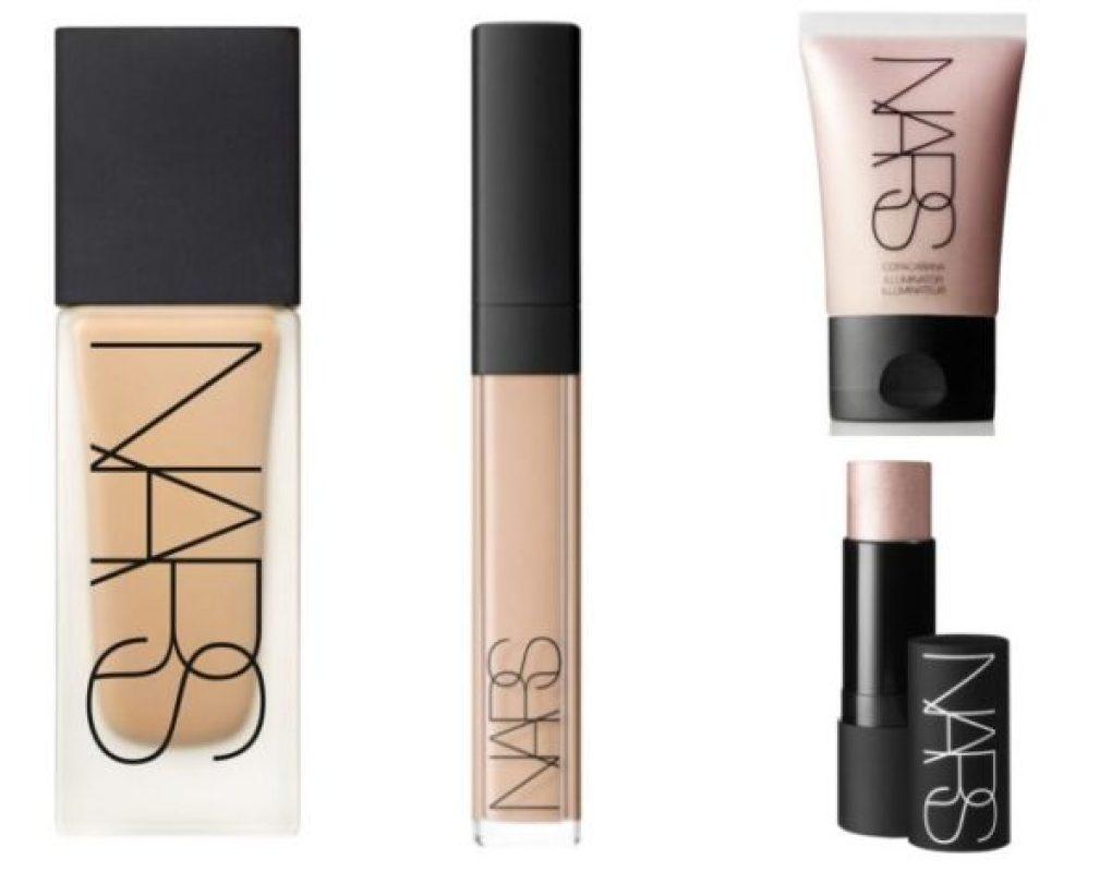 Maquiagem: NARS no backstage Giuliana Romano Verão 2017