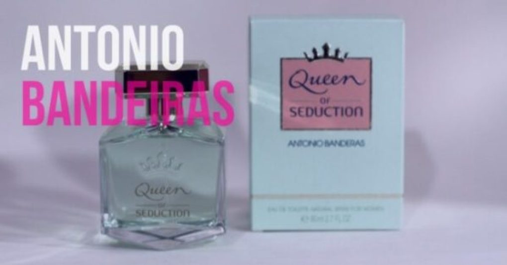 Resenha: Eau de Toilette Queen of Seduction de Antonio Bandeiras
