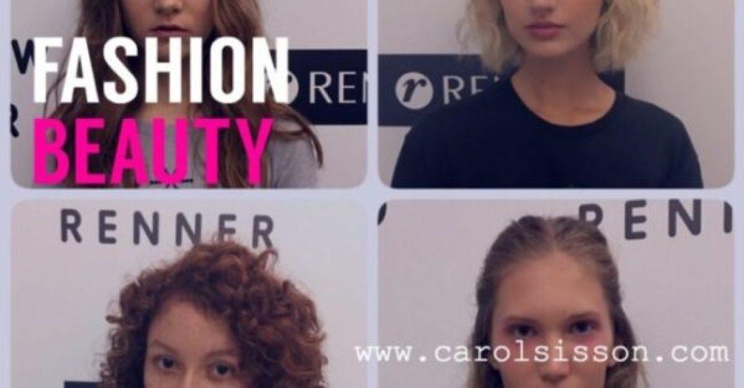 Maquiagem: Preview de Outono/Inverno 2017 da RENNER