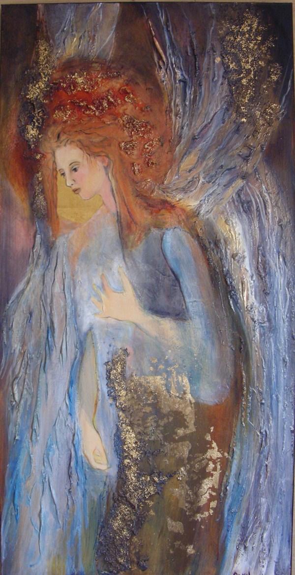 Angel Art Painting