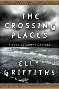 The Crossing Places book cover