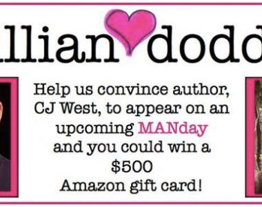 CJ West MANday Challenge