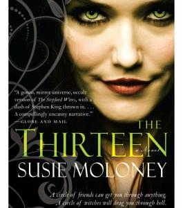 Did Not Finish – The Thirteen by Susie Moloney