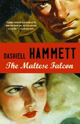 Review: The Maltese Falcon by Dashiell Hammett