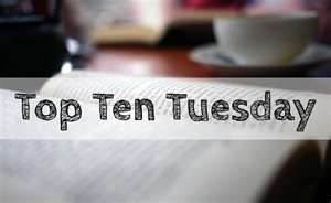 Top Ten Tuesday: Election Day
