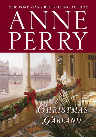 Review: A Christmas Garland by Anne Perry