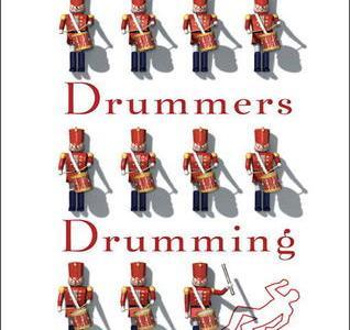 Review: Twelve Drummers Drumming by C. C. Benison