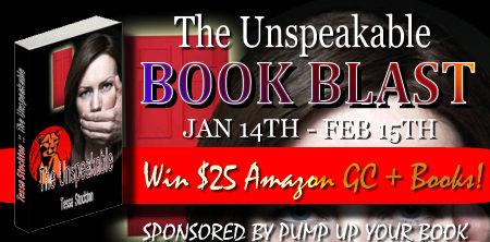 Book Blast: The Unspeakable by Tessa Stockton