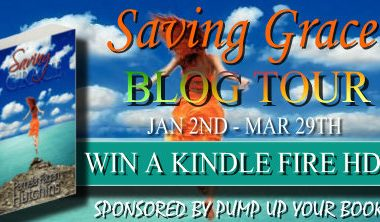 Review (with Giveaway): Saving Grace by Pamela Fagan Hutchins