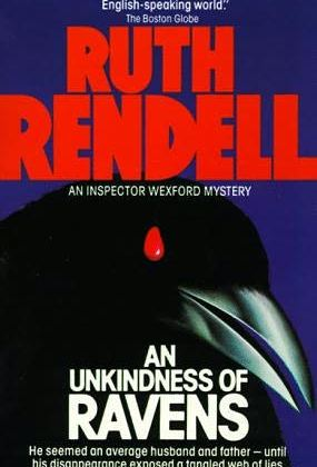 Review: An Unkindness of Ravens by Ruth Rendell