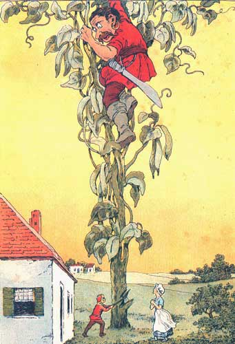 Illustration by Ella Dolbear Lee from Fifty Famous Fairy Tales by Rosemary Kingston, 1917.
