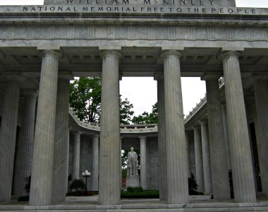 Saturday Snapshot: National McKinley Birthplace Memorial