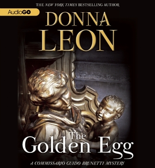 Audiobook Review: The Golden Egg by Donna Leon