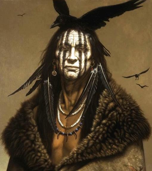 Thursday's Tale: Crow-Head