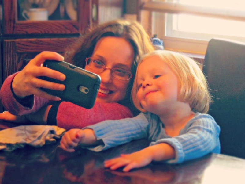 us with camera