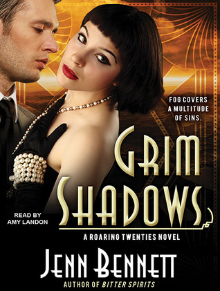 Grim Shadows by Jenn Bennet