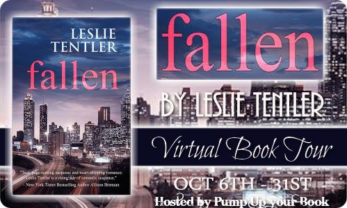 "Guest Post: ""On Becoming an Author"" by Leslie Tentler, author of Fallen"