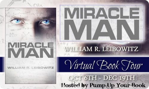 The Story Behind Miracle Man: Guest Post by William R. Leibowitz