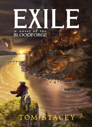 Character Guest Post: Riella from Tom Stacey's Exile