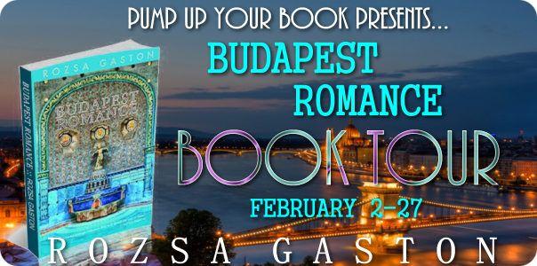 Spotlight: Budapest Romance by Rozsa Gaston