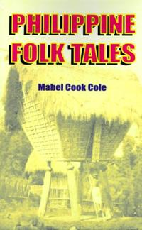 philippine-folk-tales-mabel-cole-paperback-cover-art