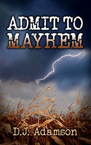 In the Eye of the Beholder: Guest post by D. J. Adamson, author of Admit to Mayhem