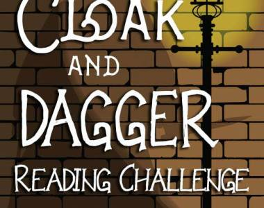 2019 Cloak and Dagger Reading Challenge
