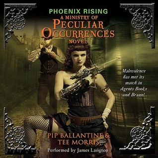 Phoenix Rising by Pip Ballantine and Tee Morris