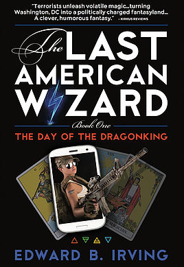 Day of the Dragonking by Edward Irving