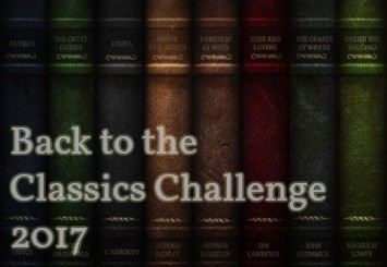 2017 Back to the Classics Challenge Wrap-Up