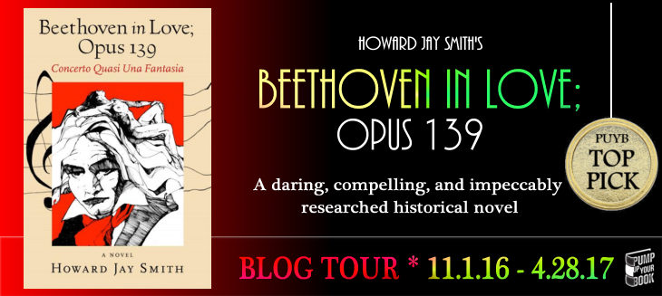 Spotlight on Beethoven in Love; Opus 139 by Howard Jay Smith