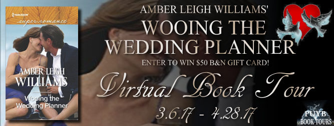Wooing the Wedding Planner by Amber Leigh Williams