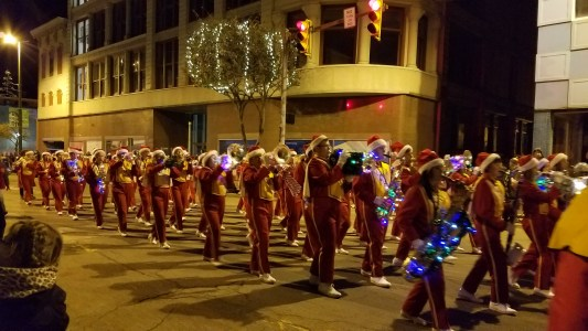 ICHS Marching Band